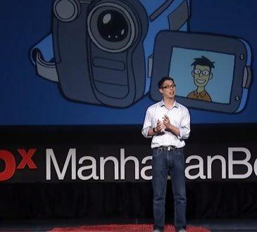 Gene Luen Yang TED Talk