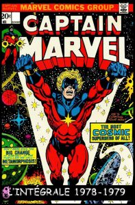 Captain Marvel 1979