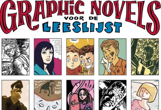 graphic-novels-voor-de-leeslijst