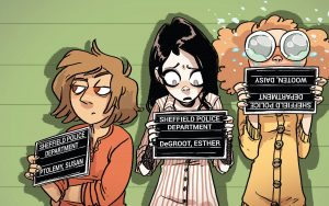 Hardop lachen met Eisner Awards genomineerde Giant Days