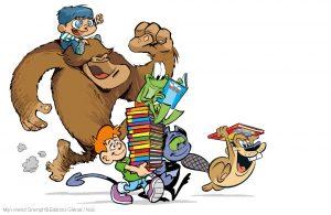 Hoe de strips van Kijk en Lees hun plek verwierven in het onderwijs