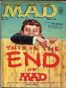 The End Of MAD
