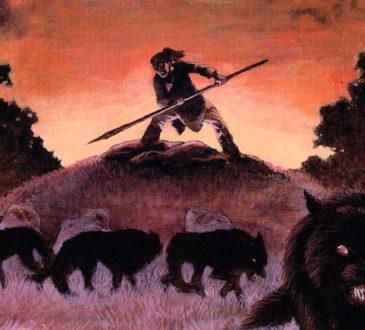 Arin en het volk van de Hunebedbouwers
