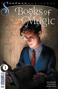 Books of magic 2018