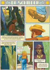De-dolende-god-Vincent-van-Gogh