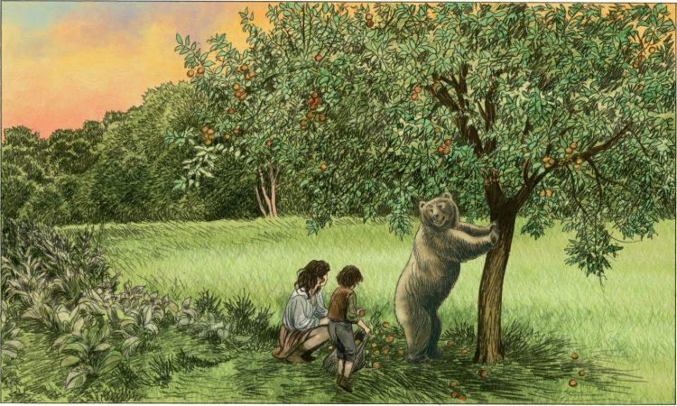 De zoon van de beer