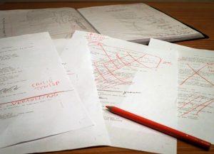 Joris maakt een strip 2: Script