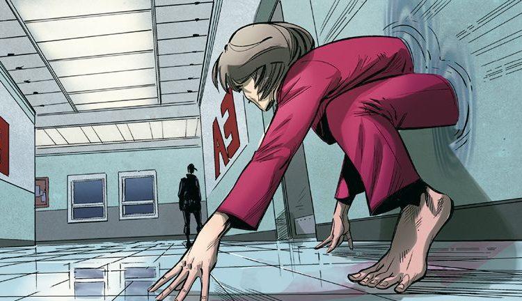 Zeven-Superhelden