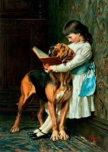 Naughty Boy, or Compulsory Education (Briton Rivière)