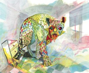 Brecht Evens: Panter