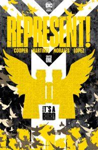 Cooper & Martinez: Represent 01: Its a Bird