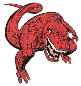 Jack Kirby: Devil Dinosaur