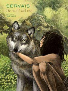 De wolf zei me… cover