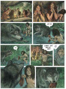 De wolf zei me… pag 21