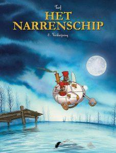 Het Narrenschip 8: Verdwijning