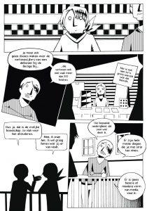 Tim Layae - De toekomst van de strip