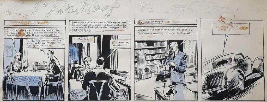 Dick Bos: De Roof - Alfred Mazure