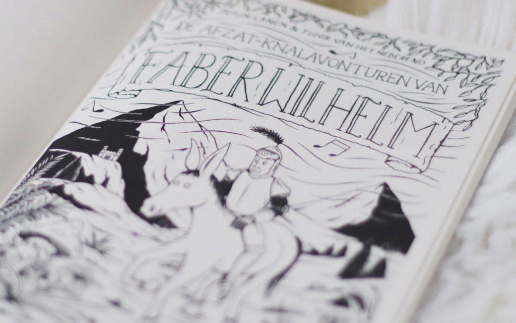 De afzatknalavonturen van Faber-Wilhelm