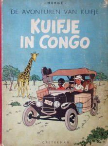 Kuifje-in-Congo