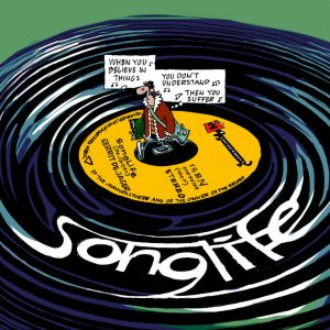 Songlife Gerrit de Jager