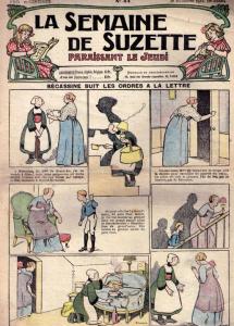 Bécassine 1912